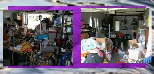 Garage Junk Removal Two